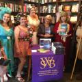 A faerie exciting book signing event...Berkshire Mountains Faerie Festval, reading The Twelfth Stone